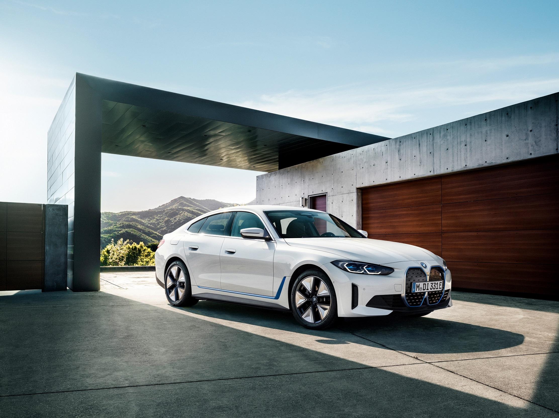 BMW i4 eDrive