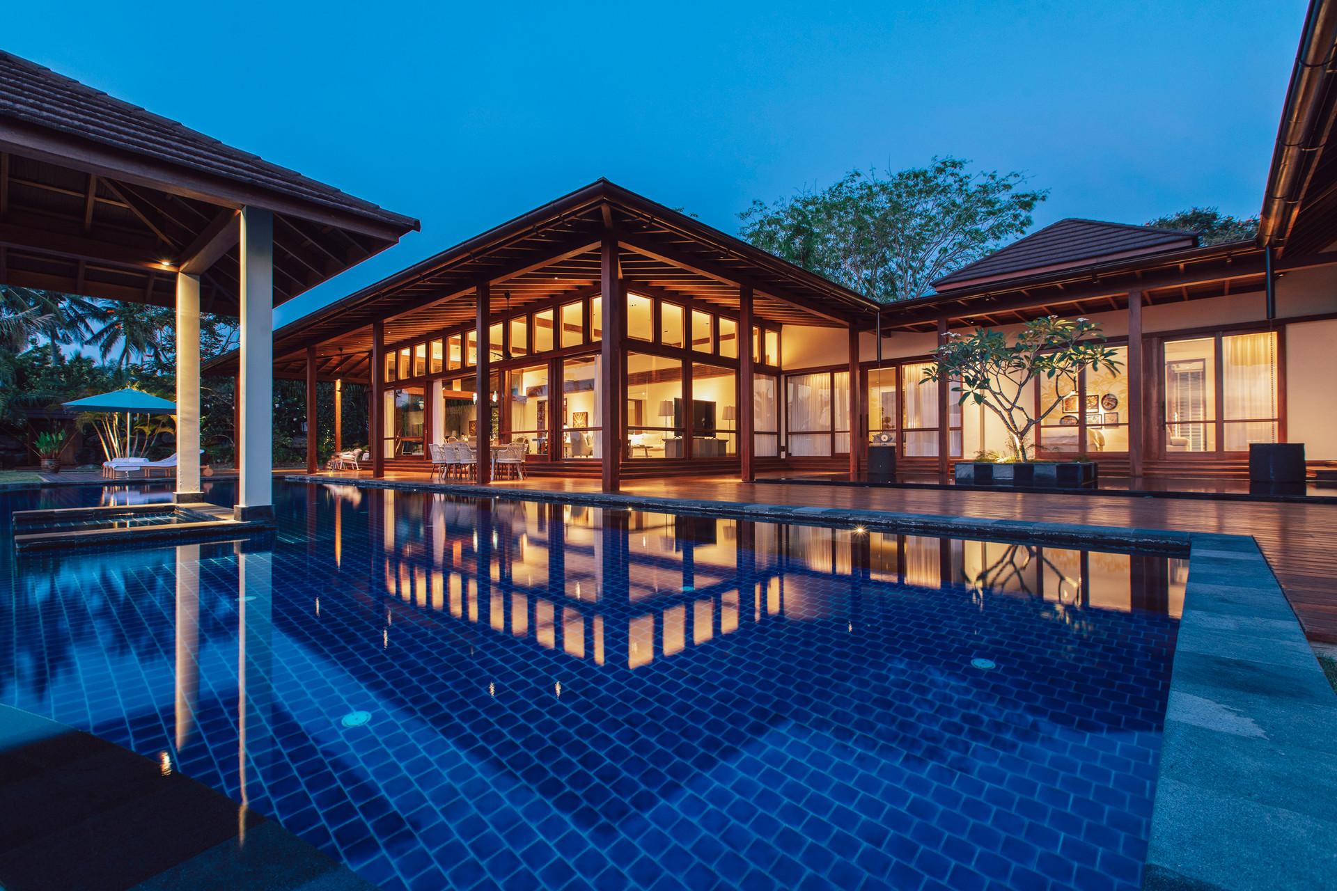 imperial villa four seasons langkawi